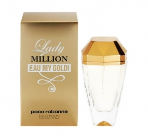 Paco Rabanne Lady Million Eau My Gold - 121