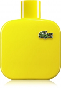 287. L.12.12 Yellow- Lacoste