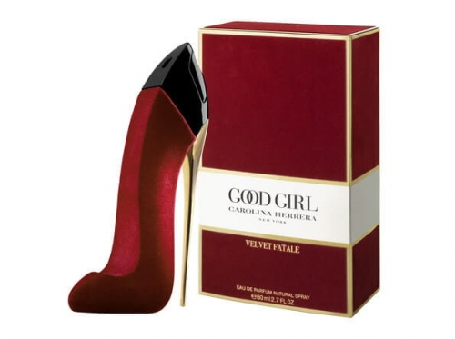 Francuskie perfumy Carolina Herrera Good Girl Velvet Fatale RED