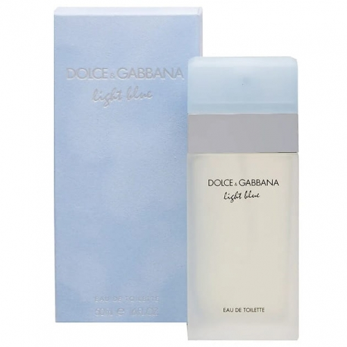francuskie lane perfumy Dolce&Gabbana Light Blue