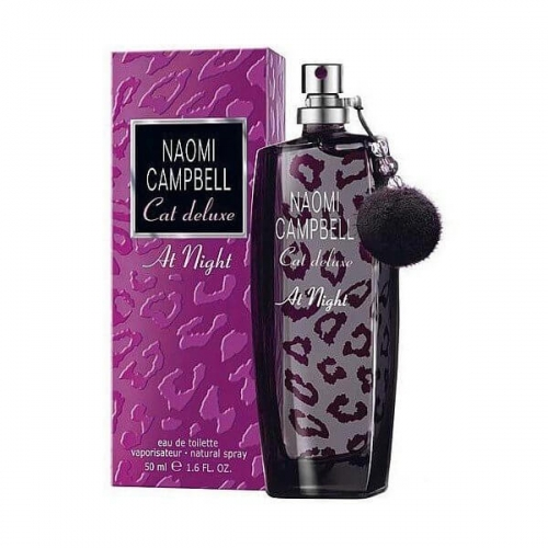 Francuskie perfumy Naomi Campbell Cat Deluxe At Night