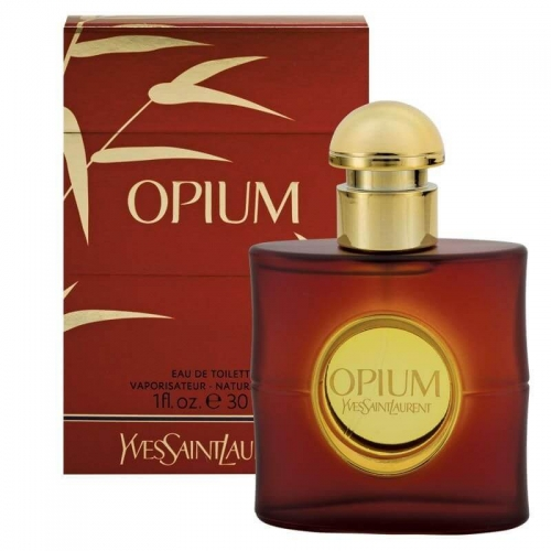 Perfumy lane Yves Saint Laurent Opium