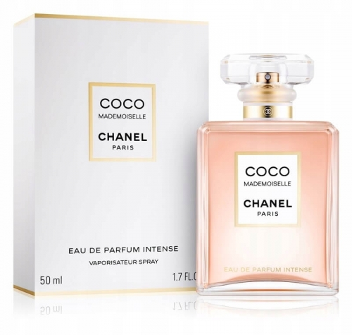 francuskie perfumy lane Chanel Coco Mademoiselle Intense
