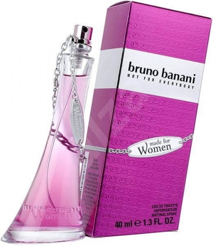 Francuskie perfumy Bruno Banani Made for Women