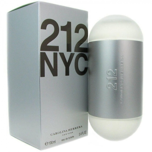 Perfumy lane Carolina Herrera 212 NYC
